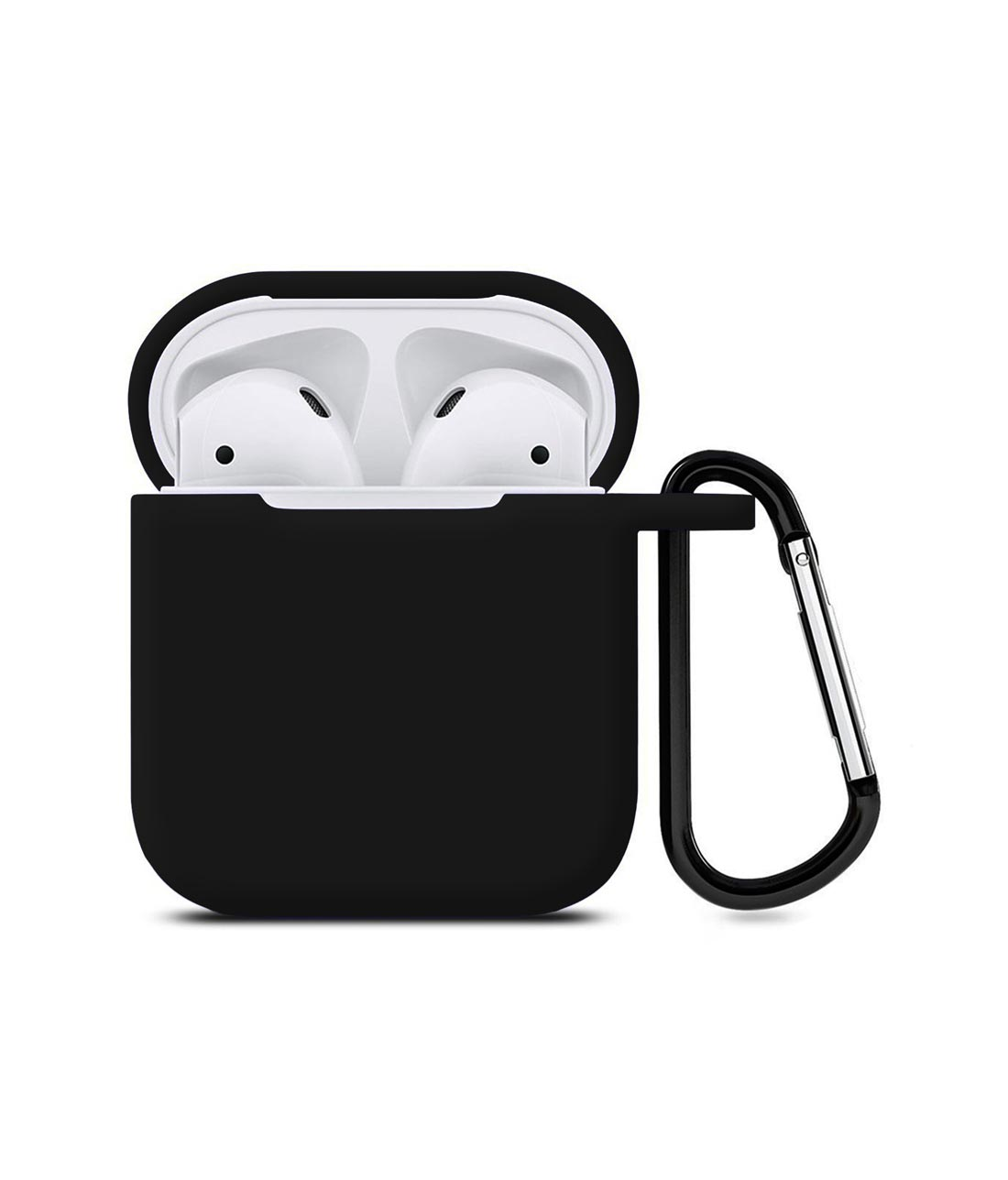 Silicone Case Midnight Black - AirPods Case