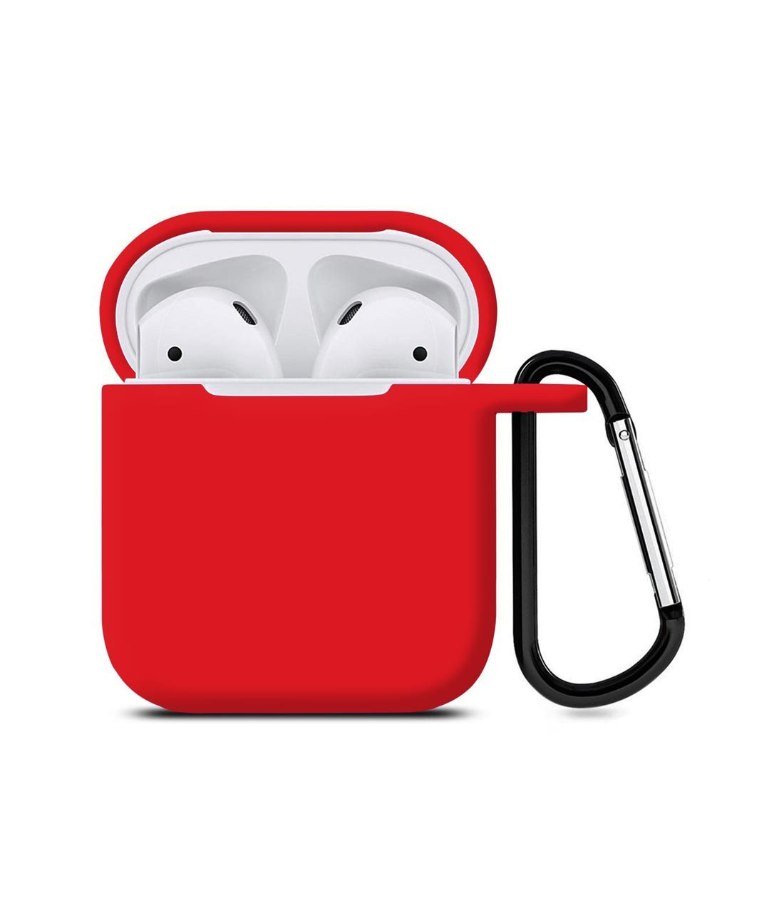 Silicone Case Red - AirPods Case