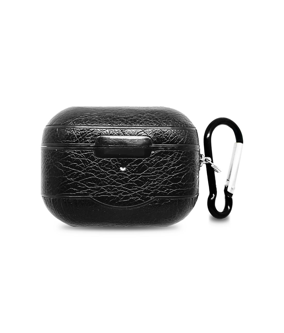 Leather Case Black - AirPods Pro Case