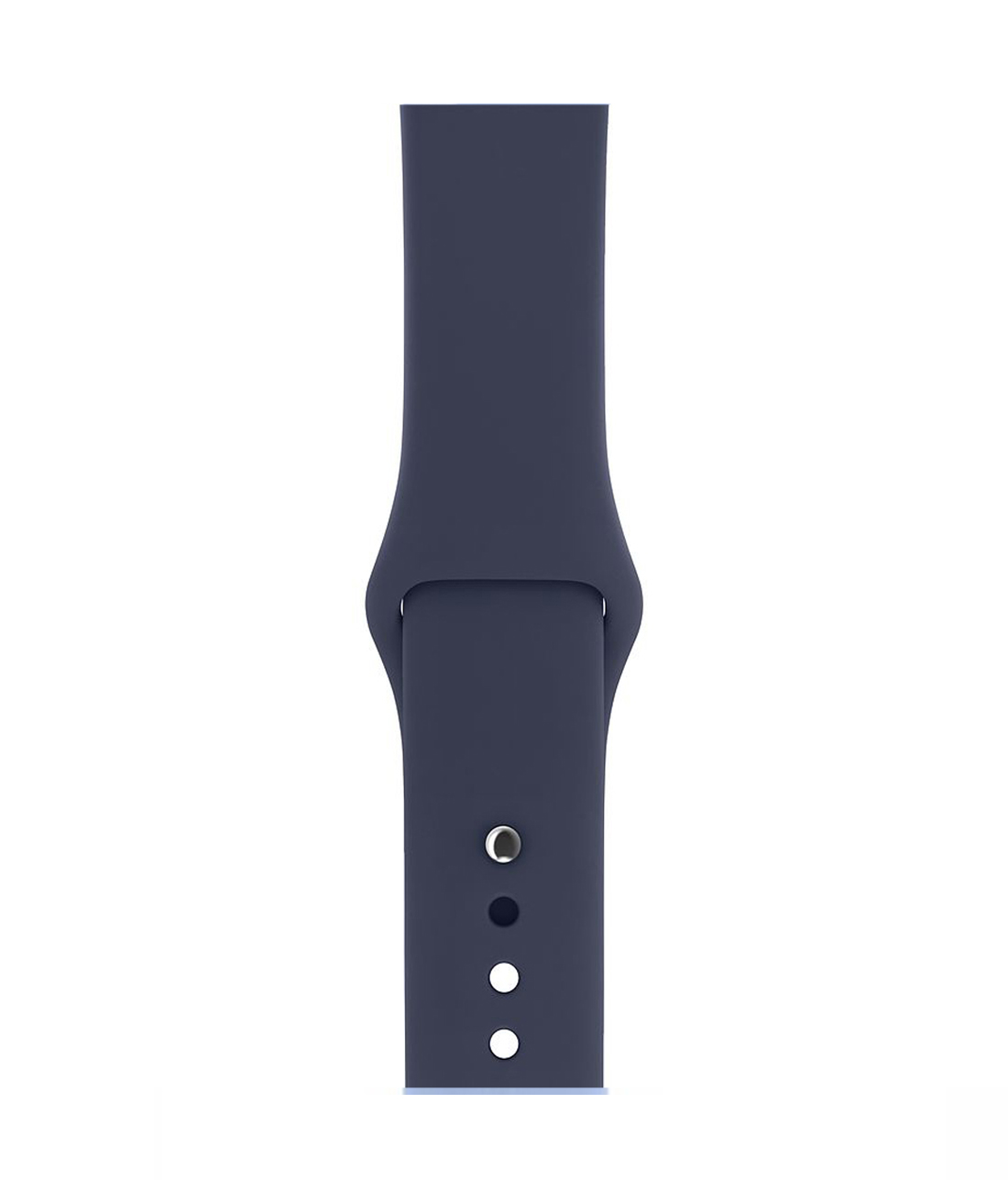 Midnight Blue - Silicone Apple Watch Band  (42 / 44 MM)
