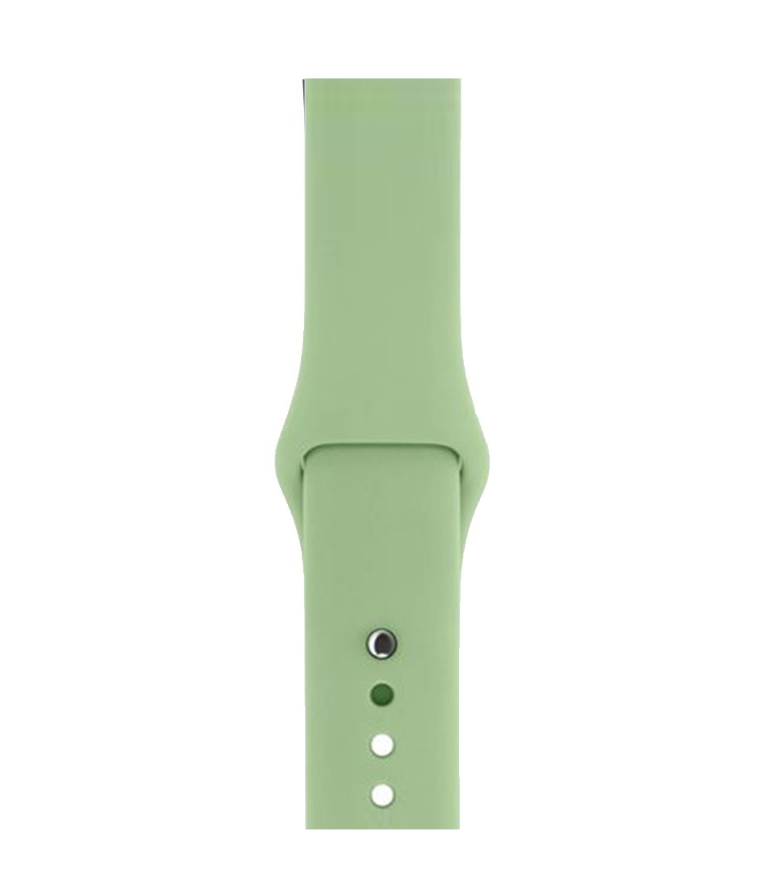 Spearmint - Silicone Apple Watch Band  (42 / 44 MM)