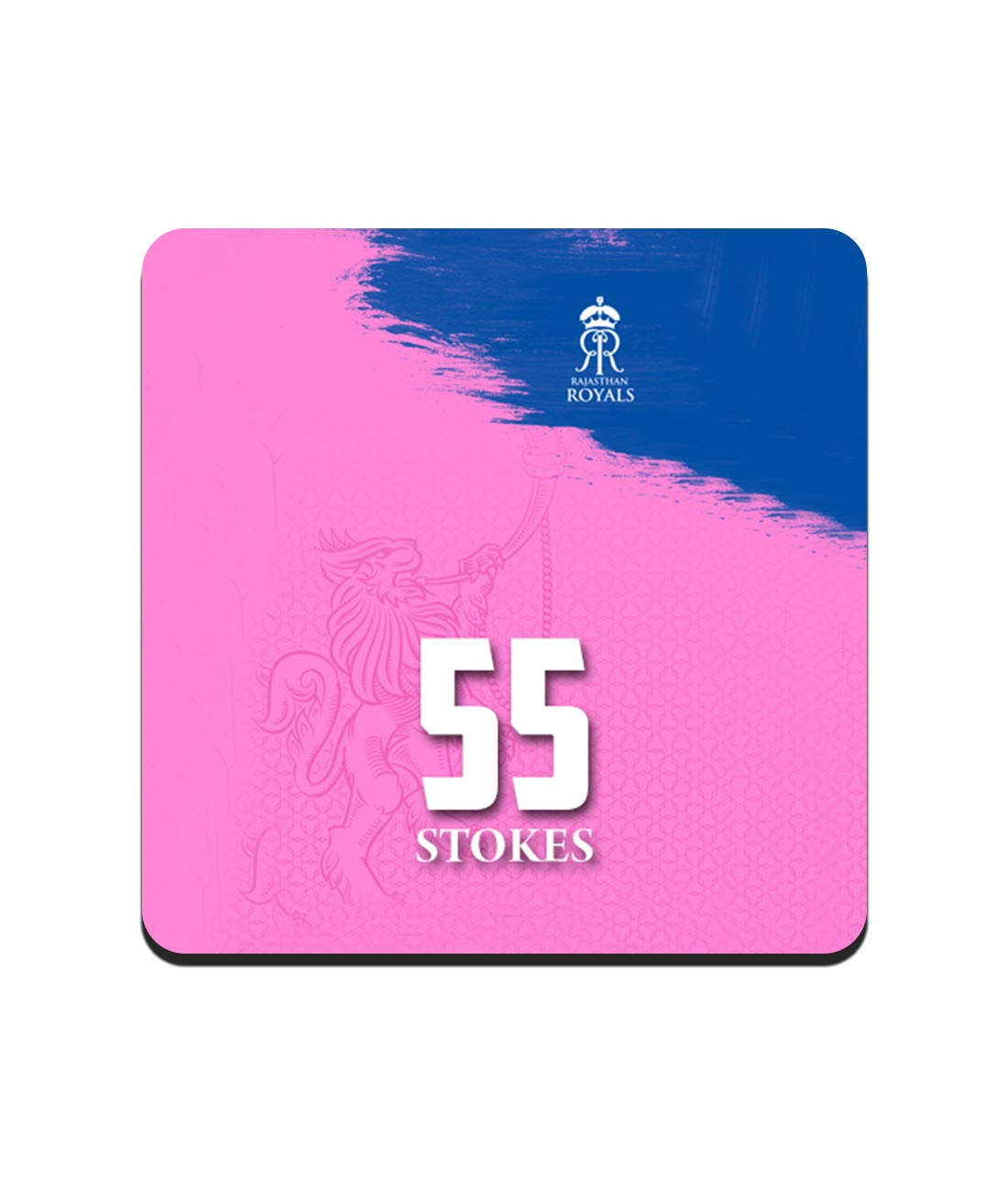 Rajasthan Royals Gear Up - 10 X 10 (cm) Coasters