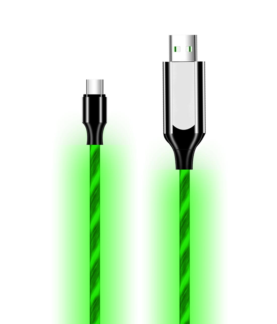 Illume Green - Type C LED Cables
