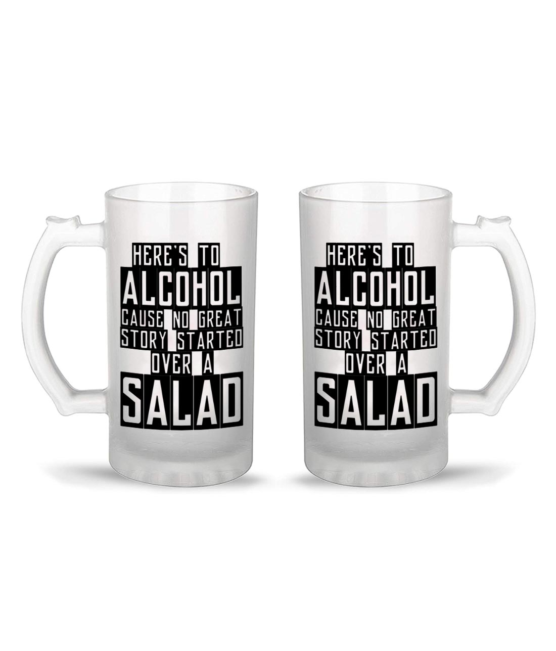 Alcohol Fact - Party Mugs