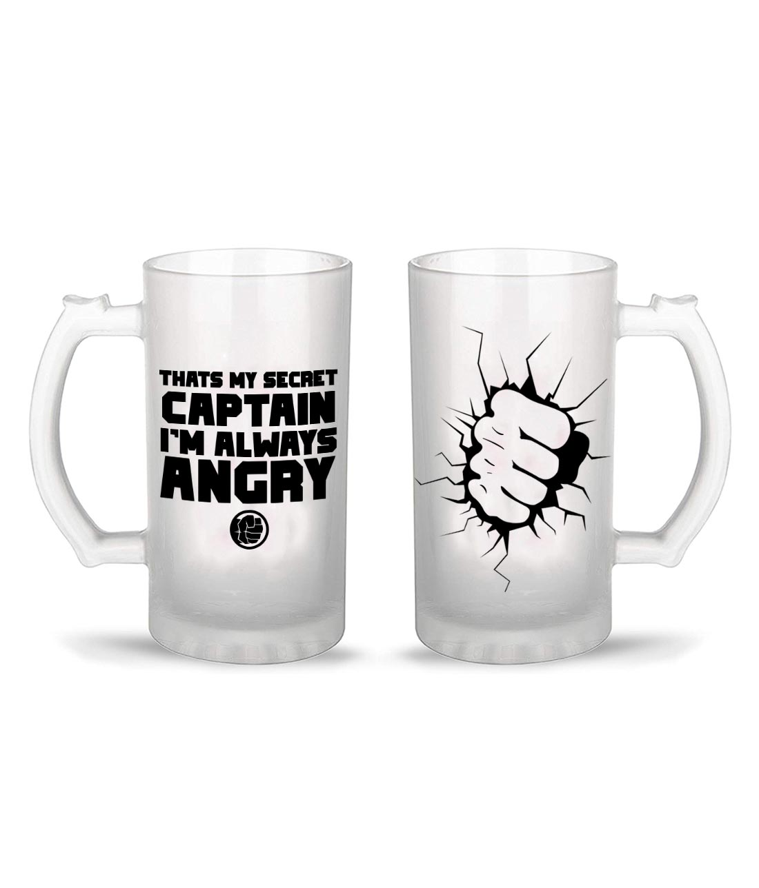 Hulk Is Always Angry - Party Mugs
