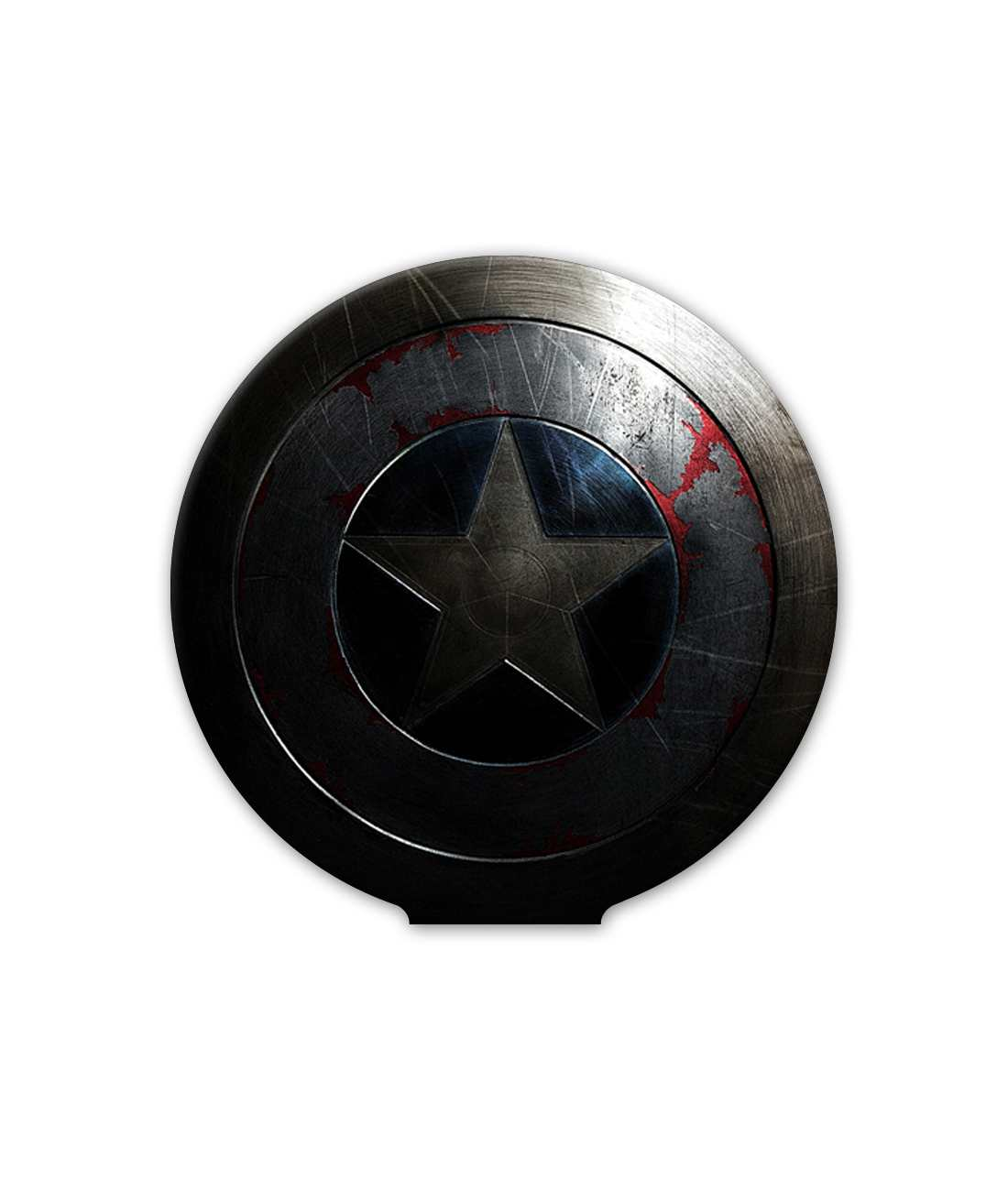 Rusted Captains Shield - Sticky Pad