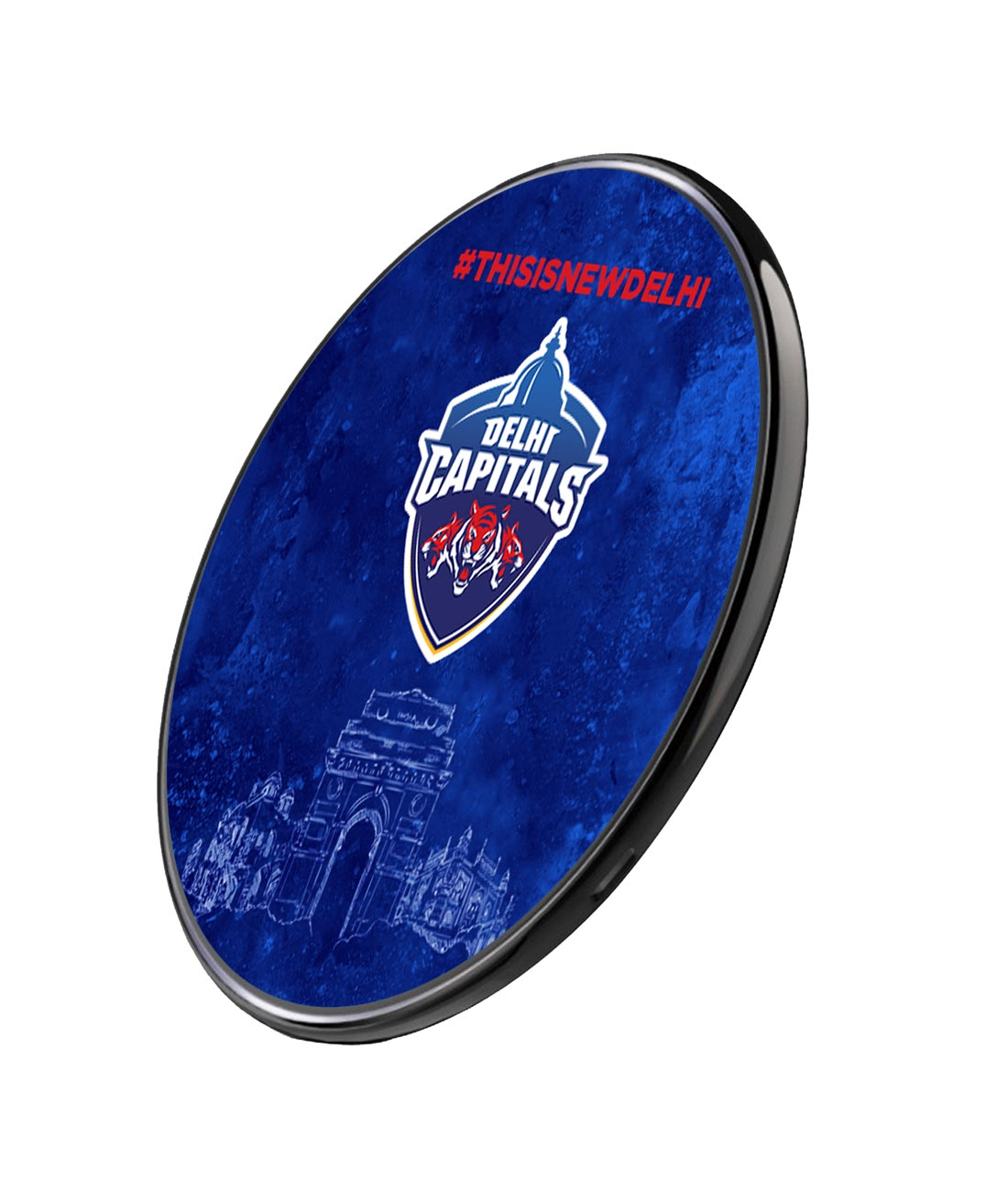 Yeh Hai Nayi Delhi Capitals - Qi Compatible Pro Wireless Charger